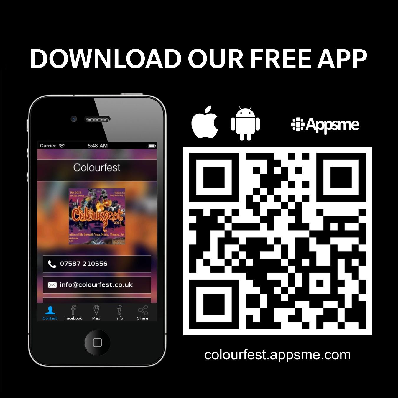 colourfest app