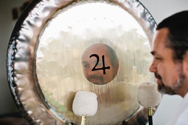 gong reflection original