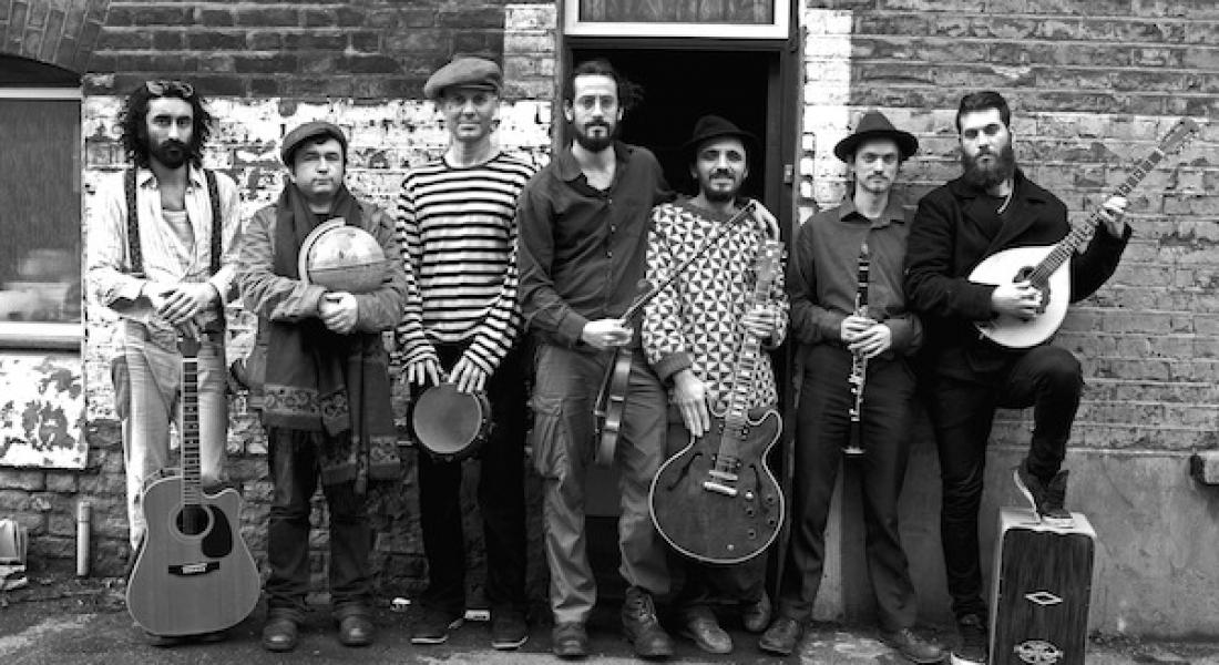 The Turbans to play Saturday night