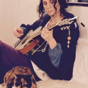 Ruth guitar & Tilly copy