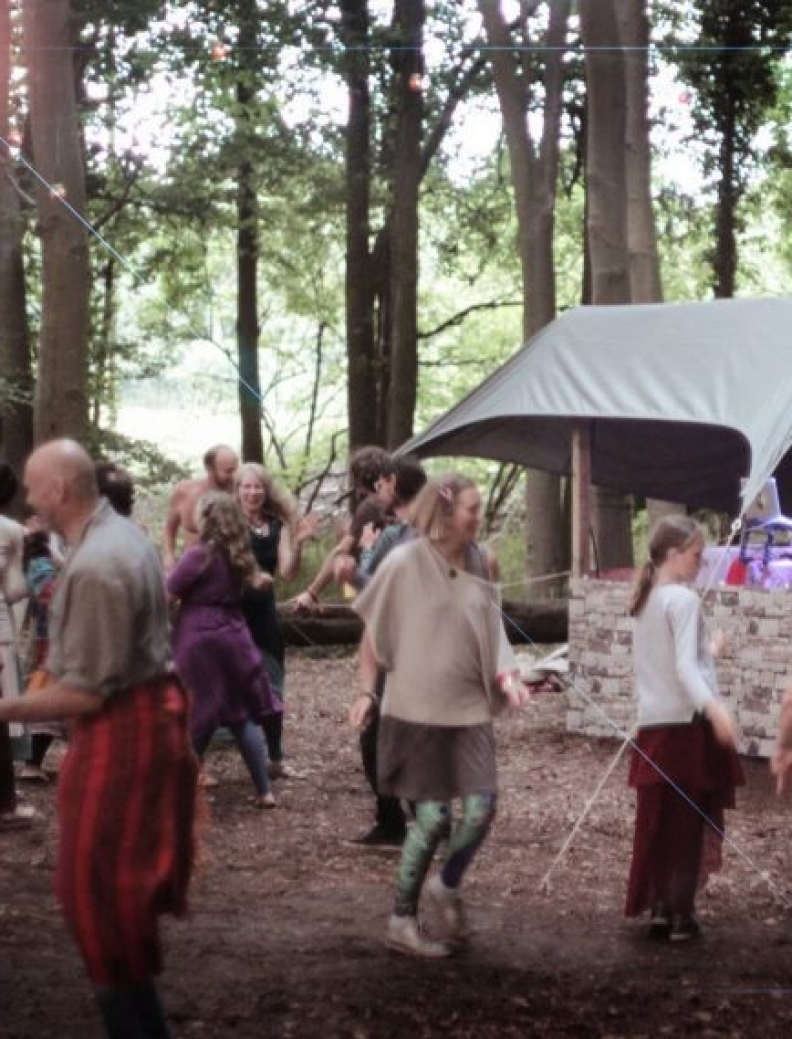 djing-in-the-woods